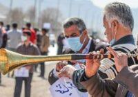 اعتراضات کشاورزان و شهروندان چهارمحال بختیاری به انتقال آب از سرشاخه های کارون