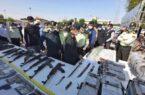 وجود سلاحهای غیرمجاز در خوزستان مشکل جدی خوزستان است