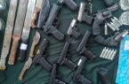 انهدام ۴ باند قاچاق سلاح در خوزستان
